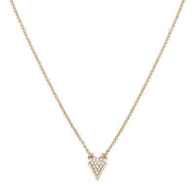 Venus Sparkle Arrow Pendant