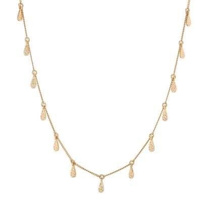 Lucia Gold Necklace