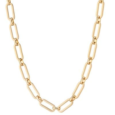 Lucia Gold Link Chain