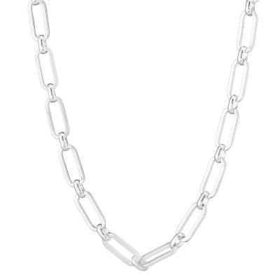 Freya Silver Link Chain
